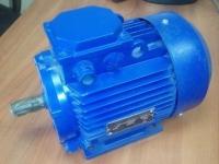 Электродвигатель АИР 71 В2 (1,1 кВт 3000 об/мин)