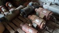 Электродвигатели постоянного тока