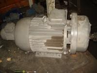 Мотор-редуктор 2-х скоростной 11 кВт